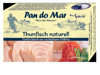 Thunfisch naturell 120g
