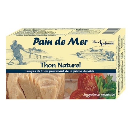 Thon naturel (120g)