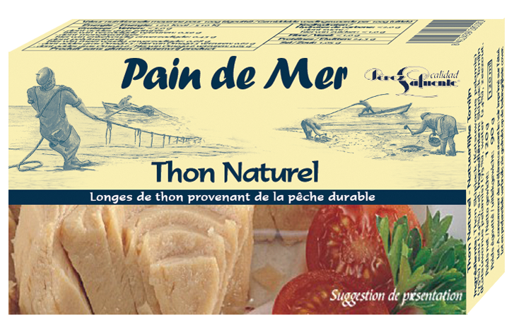 Thon naturel (120g)
