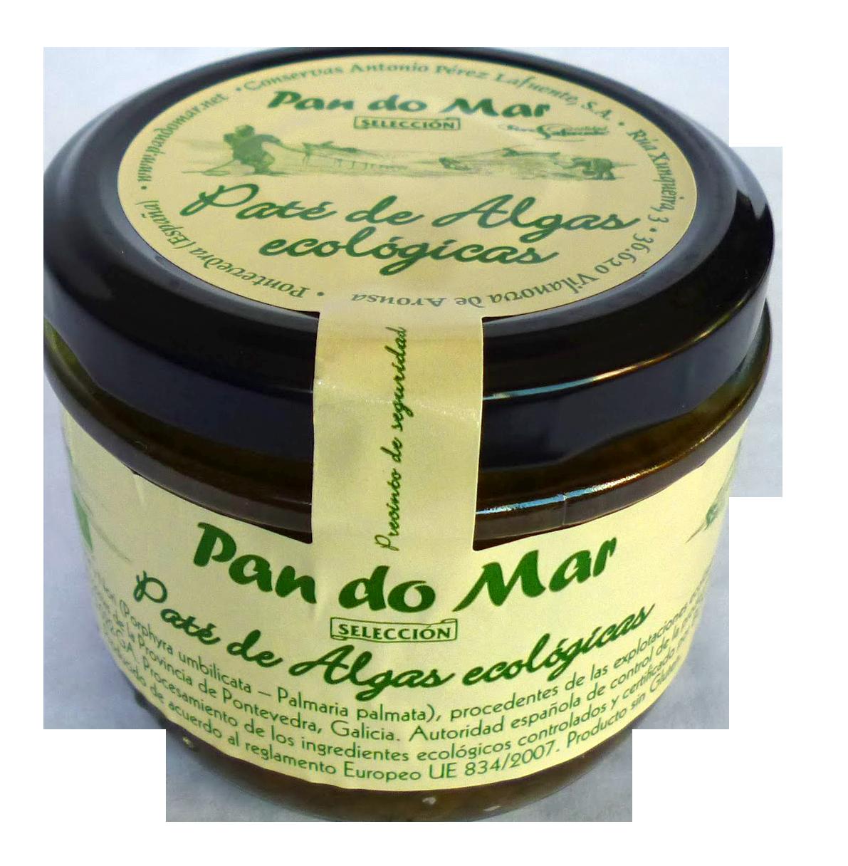 Organic Algae Paté (125G)