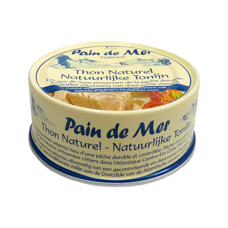 Thon naturel (270g)