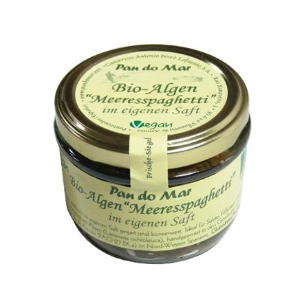 "Bio-Algen ""Meeresspaghetti"" -im eigenen Saft-"