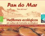 mejillones ecólogicos con salsa de tomate